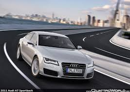 Audi A7 Is Voted