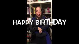 happy birthday hillary clinton youtube