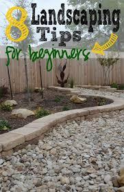 Backyard Easy Landscaping Ideas by Best 25 Landscaping Ideas For Backyard Ideas On Pinterest Diy