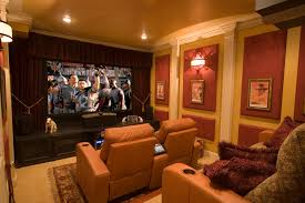 Home Cinema Decorating Ideas Magnificent Cinema Themed Room Decorating Ideas Decorating Ideas
