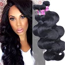 12 inch weave length hairstyle pictures amazon com 10 12 14 inch body wave brazilian hair weave 3