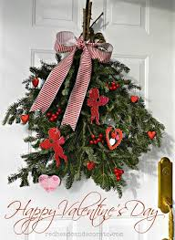 s day wreaths 212 best holidays valentines tree wreaths images on