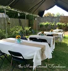 Backyard Graduation Party by Best 25 Graduation Food Ideas On Pinterest Graduation Parties