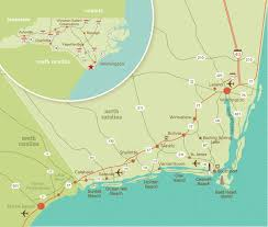 coast map best 25 carolina beaches map ideas on outer