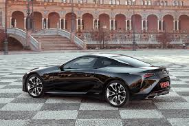 lexus supercar review 2018 lexus lc 500 and lc 500h review autoweb