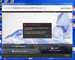 autodesk building design suite can t find 32 bit installer on 2014 building design suite usb