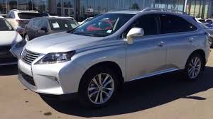 portland lexus repair new silver 2015 lexus rx 350 awd touring package review edmonton