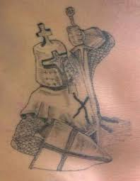 english crusader tattoos english crusader tattoo pictures