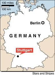 Map Of Stuttgart Germany by Stuttgart A Celebration Of Swine Stripes
