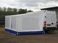 Mercedes Vito Awning Barkers Awnings Van Awnings