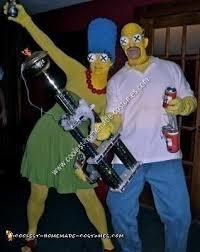 Marge Simpson Halloween Costume Halloween Costumes Simpsons Photo Album Simpsons Family