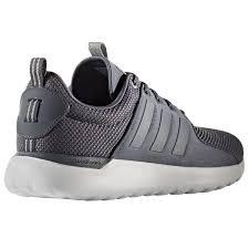 adidas cloudfoam lite racer adidas men s cloudfoam lite racer shoes onix bob s stores