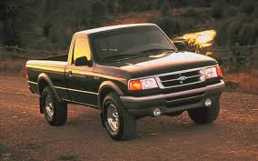 Ford Ranger Utility Truck - so long ranger as ford ranger heads off to pasture we look back