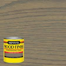 interior wood stain colors home depot minwax 1 qt wood finish gray based interior stain
