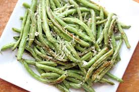 oven roasted garlic green beans grow eat ave
