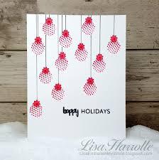 ornaments holiday card by lisa harrolle u2013 catherine pooler designs