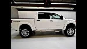 nissan titan pro 4x 2015 2011 nissan titan crew cab pro 4x 4x4 lifted truck youtube