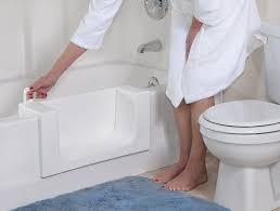 bathtubs with doors showering world