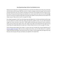 paper grader  Free Descriptive Essay Example quot