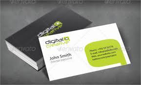 digital business card 5 free psd vector ai eps format