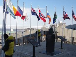 Antarctic Flag Antarctica Without Borders U2014 Australian Antarctic Division