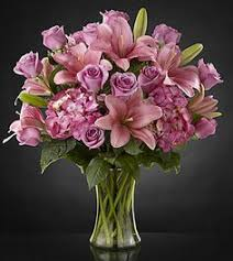 flower delivery coupons the ftd radiant blooms trade bouquet 13 stems vase included