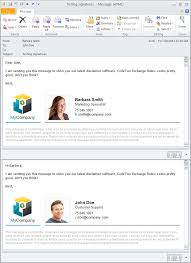 images logo banners in email signatures on exchange 2016 2013