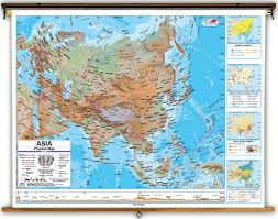 Asia Physical Map Quiz by Asia Physical Map