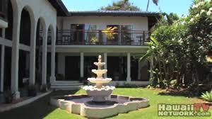 the blue tile beach house paia hawaii tv network youtube