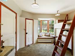 window reading nook and bunk bed oakland ca architecture and