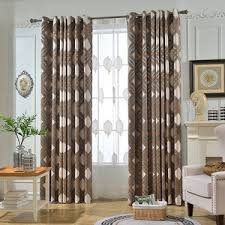 Brown Gingham Curtains Plaid Curtains Check Curtains Gingham Curtains