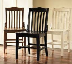Pottery Barn Kitchen Decor Aaron Wood Seat Chair Like This Style For Kitchen Dining Area
