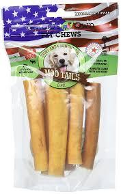 amazon com best buy bones nature u0027s own moo tails pet chews 1