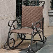 Cracker Barrel Rocking Chair Resin Wicker Rocking Chair Ideas Home U0026 Interior Design