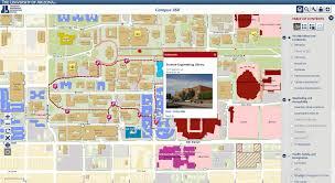 Umd Maps Excellent Examples Of University Campus Maps Temple Psm In Gis