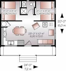 23 collection of 16 x 24 floor plans cabin ideas 20x24 floor plan w 2 bedrooms floor plans