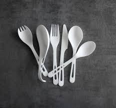 plastic utensils utensils compostable plant plastic utensils start packaging
