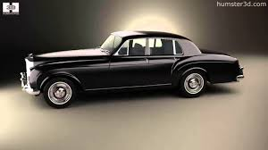 vintage bentley coupe bentley s3 continental flying spur saloon 1964 by 3d model store