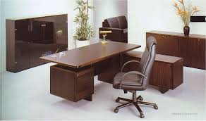 Modern Executive Desks by Office Modern Office Desks Ideas With Natural Wooden Executive
