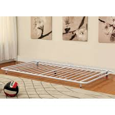 Full Size Trundle Beds For Adults Trundle Bed Frame Mattress