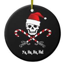 pirate ornament pirate ornament pirate gift topper