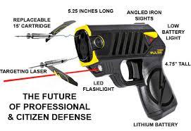 cartridges taser gun taser pulse features