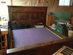 Headboard Woodworking Plans by Diy Pottery Barn Farmhouse Bed Diystinctlymade Com Farmhouse
