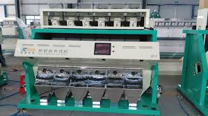 automatic intelligent ccd color sorter machine for coffee beans