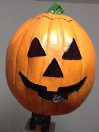 pumpkin mask jumbo pumpkin mask lifesize clown vire ebay