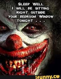 Scary Clown Meme - featured ifunny