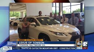 lexus service annapolis good morning from lexus of towson youtube