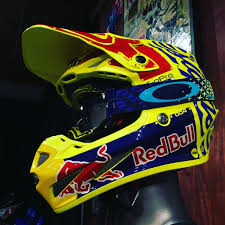 tld motocross helmets troy lee designs puts rider safety at forefront with the se4