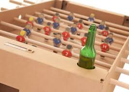 eco friendly foosball table