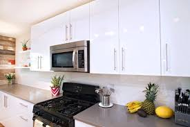 Thermofoil Cabinets Are These High Gloss Thermofoil Cabinets